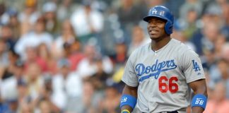 Yasiel Puig Destroys Baseball, Hitting His Longest Home Run