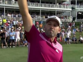 Sergio Garcia Makes Golfing History For Latinos