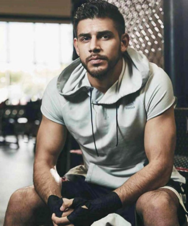 UFC Star Yair Rodriguez Only Cares About Fighting