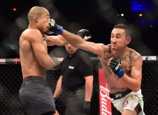 Jose Aldo Knocked Out; Max Holloway Ready For the Octagon