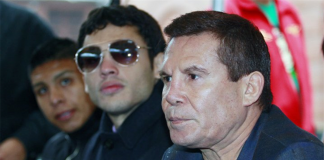 Julio Cesar Chavez Brother Murdered