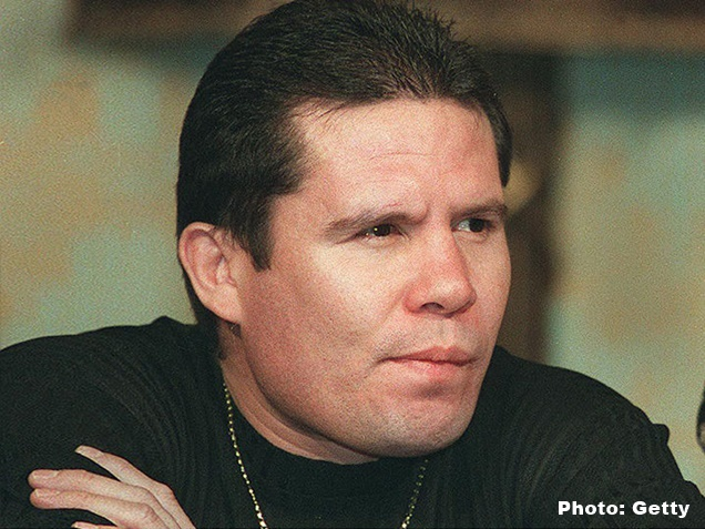 Julio Cesar Chavez Brother Murdered