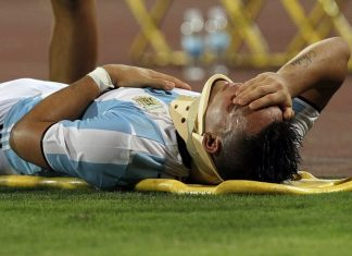 Lautaro Martinez Injured and Replaced Quickly