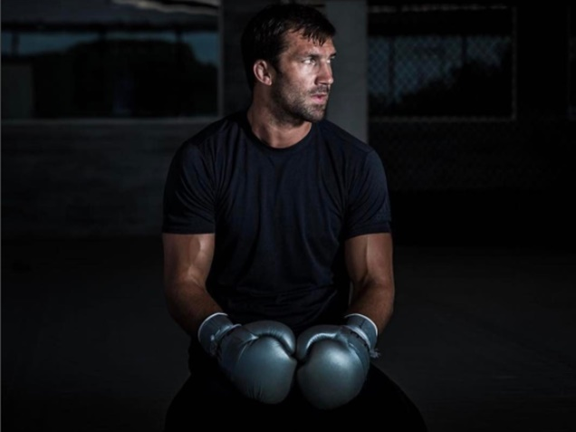 Luke Rockhold Wants Romero Fight or Rematch; Bisping Not Interested