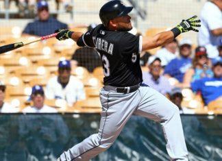 White Sox Melky Cabrera Hits Game Winning RBI