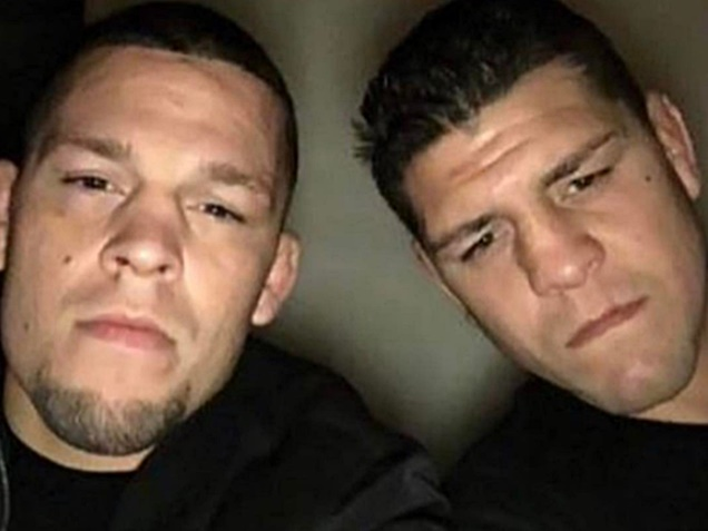 Nate Diaz Not Waiting For Conor McGregor Rematch