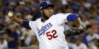 Does Pedro Baez Have a Future with the Los Angeles Dodgers