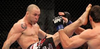 Wanderlei Silva Wants Chuck Liddell Rematch