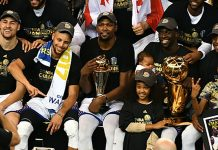 Warriors Win NBA Finals Against Cavs; Team Skips White House Visit