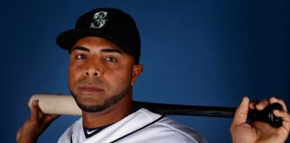 Nelson Cruz Tried To Talk His Way Out of A HBP