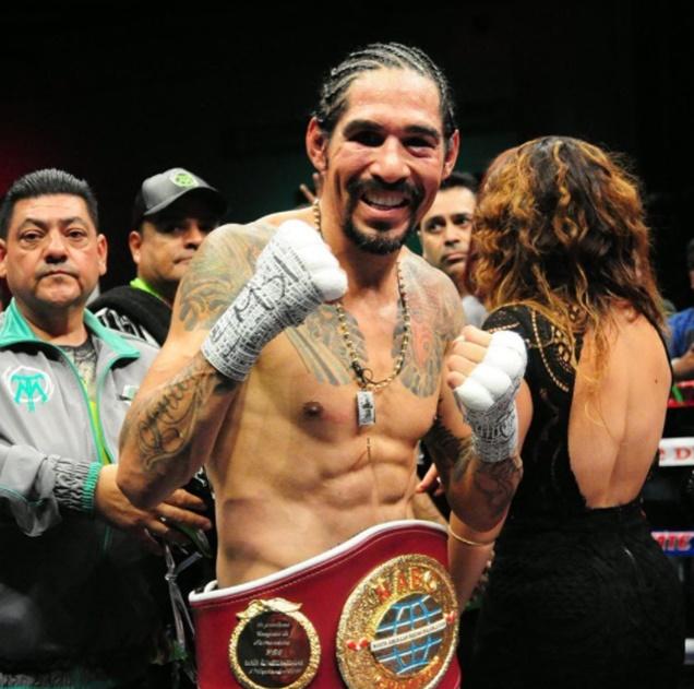 Antonio Margarito vs. Carson Jones Fight September
