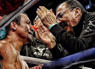 Juan Manuel Marquez Wants Jeff Horn Fight