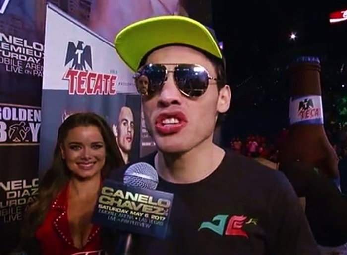 Julio Cesar Chavez Jr. May Fight Martin Murray