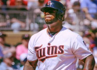 Twins Recall Kennys Vargas to Replace Joe Mauer