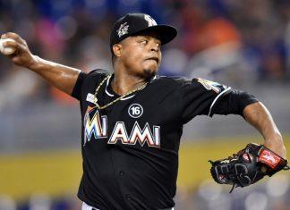 Edinson Volquez Not Returning To Miami Marlins