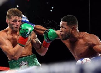 Sullivan Barrera Beats Joe Smith Jr. for WBC International 175lbs Title