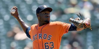 Astros David Paulino Suspended for 80 Games