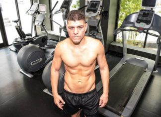 Nick Diaz Suspended by USADA, So He Sparked up a Fatty