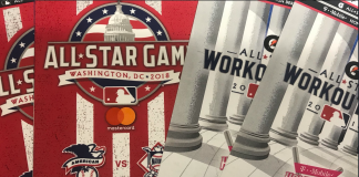 These are how the tickets for the 2018 MLB All-Star Game look