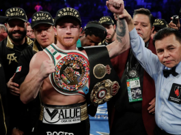 Canelo Alvarez gave Gennady Golovkin his first career loss on Mexican Independence Day