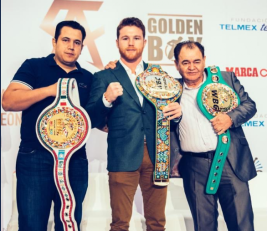 Saul Alvarez's next fight will be at Super Middleweight